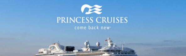 princess cruises refer a friend